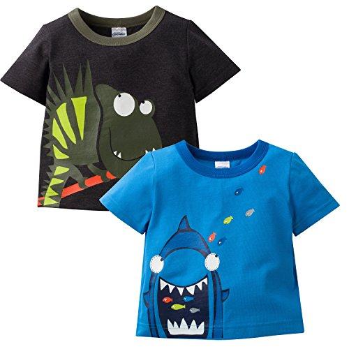 4t shark shirt - 2