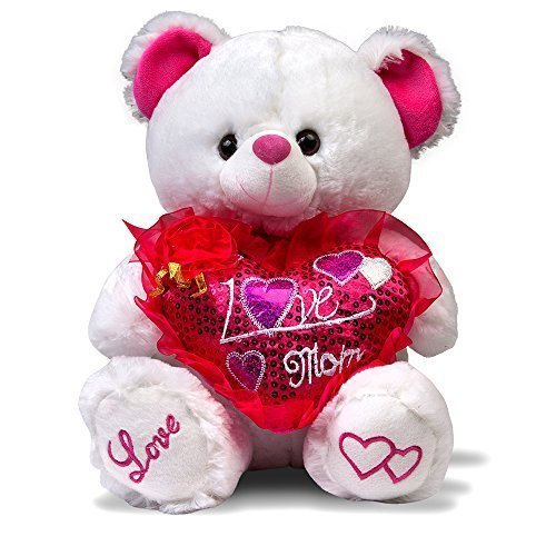 Mom Teddy Bear (Mothers Day Gift , Musical