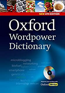 Oxford Wordpower Dictionary: Pack (with CD-ROM) 4th Edition - 9780194398237