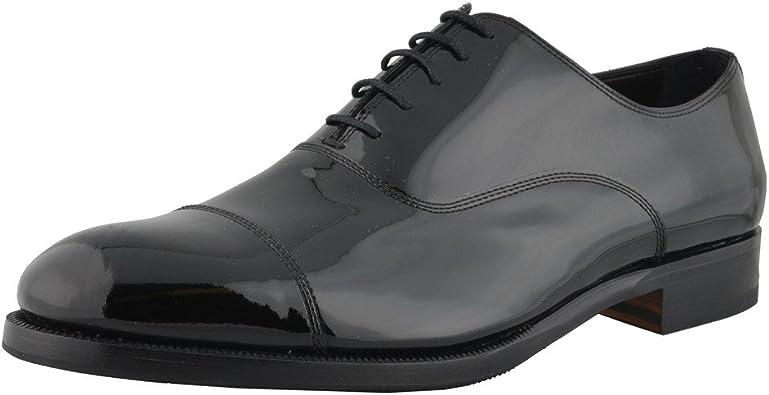 Dsquared D2 Men's Black Patent Leather