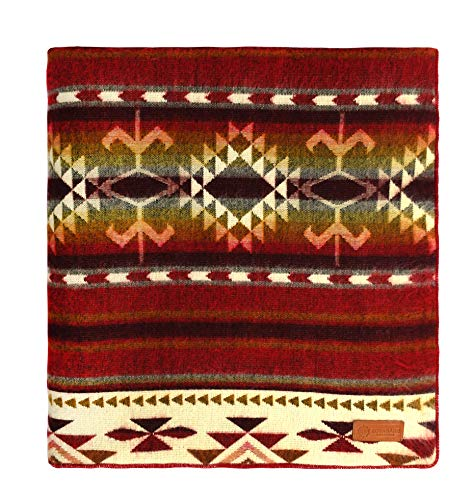 "Price comparison product image Ecuadane Southwestern Large blanket made in Ecuador 82"" x 93"""