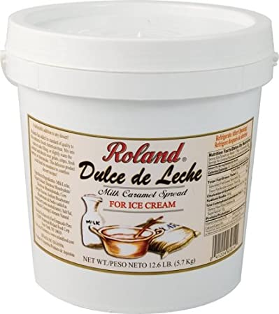 Image Unavailable. Image not available for. Color: Roland Dulce De Leche For Ice Cream ...