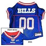 Pet Care Preferred Buffalo Bills Dog Jersey - X-Large