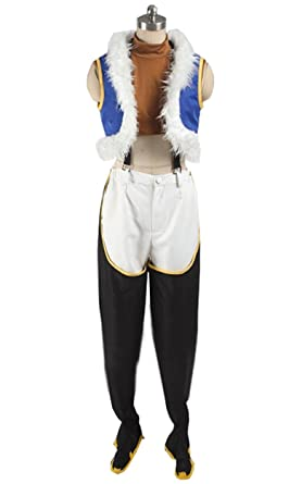 cosnew halloween anime sting eucliffe outfit costume made