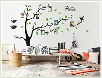Enfants Stickers MURAUX Grand Disney Mickey Mouse Minnie Autocollants Filles Chambre DE Mur Chambre Decor D/écoration Sticker Adhesif Mural G/éant R/épositionnable Growth Chart Cars, 2X 60x32