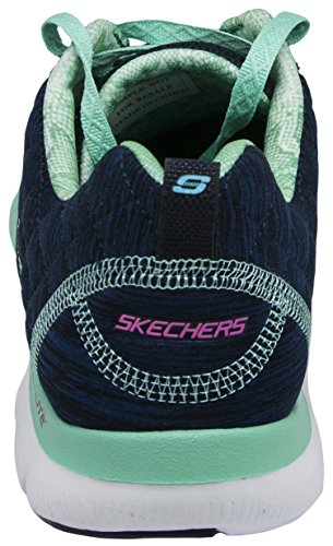 Skechers High da Ginnastica Navy 2 0 Flex Aqua Energy Donna Appeal 2 Scarpe rgr4w