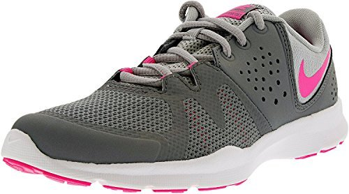 New Nike Women's Core Motion TR 3 Mesh Cross Trainer Grey...