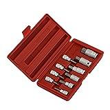 WALLER PAA Hex Bit Socket Set | 10pc Drop Forged Allen Key Head Metric 3/8' & 1/2' Drive