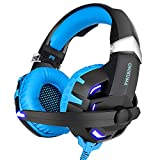 SANNUO PC Gaming Headset with Mic,USB Gaming Headphone with 7.1 Channel for Accurate Sound Positioning [G9000 Upgrade Version] Review