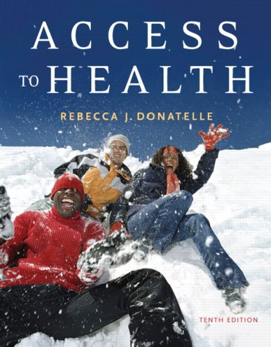 Access to Health (10th Edition)