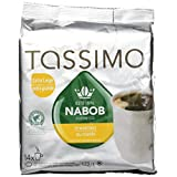 NABOB Tassimo Breakfast Blend Coffee, 123G