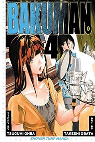 Book Bakuman., Vol. 4 by Tsugumi Ohba (2011-04-19)