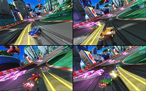 Sonic Mania + Team Sonic Racing Double Pack - Nintendo Switch