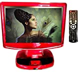 Venturer Plv7119IR Combo TV DVD Player 19'' INCH LCD 1080i high-Definition VGA-RED