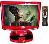 Venturer Plv7119IR Combo TV DVD Player 19'' INCH LCD 1080i high-Definition VGA-RED