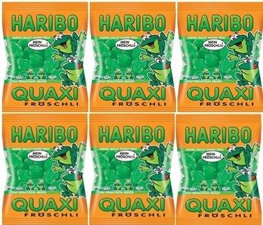 HARIBO Haribo bolsas rana 200gX6