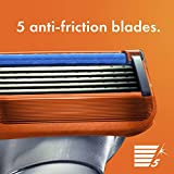 Gillette Fusion5 Men's Razor Handle + 2 Blade