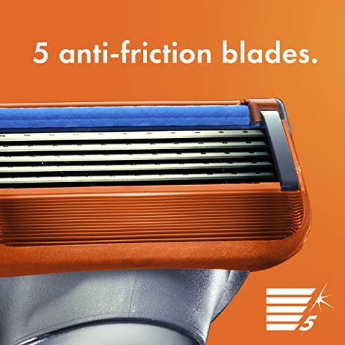 Gillette Fusion Power Men's Razor Blades – 8 Refills