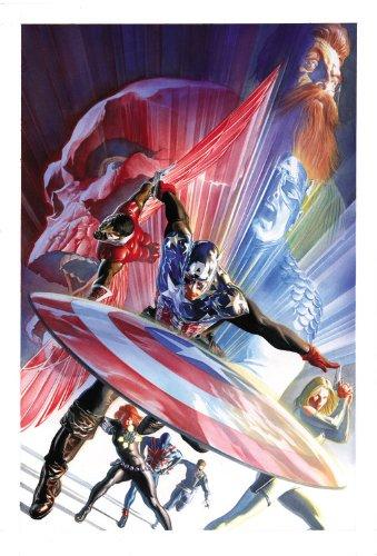 Read Online Captain America Lives Omnibus pdf