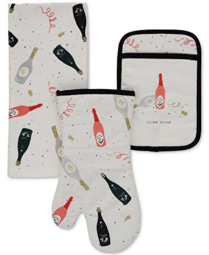 (kate spade new york 3 Piece Celebration Kitchen)