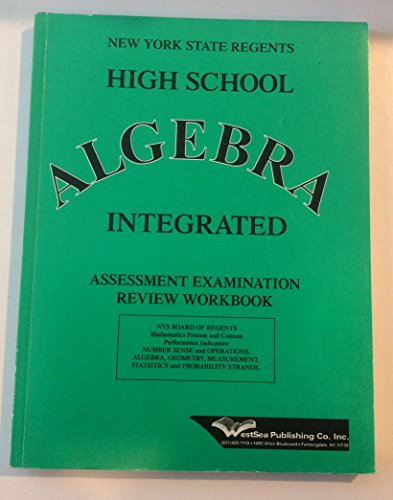 Top 1 recommendation algebra review book nys for 2019