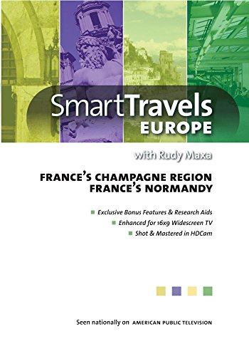 Smart Travels Europe with Rudy Maxa: France's Champagne Region / Norma... - 510coGLQfdL