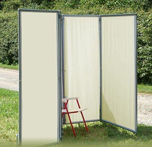 En de y Exterior Biombo Flexi 3, flexible para ventana con sistema: Amazon.es: Hogar