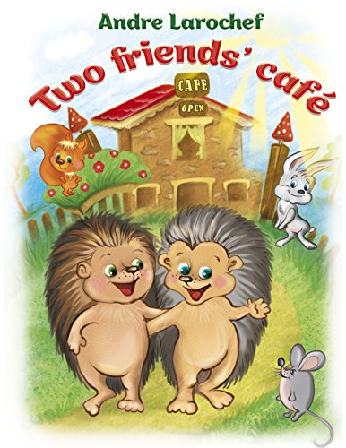 Cover image Two friends cafe