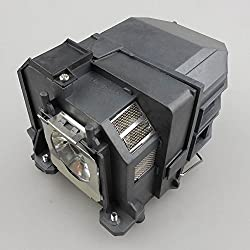 Kingoo Excellent Projector Lamp For Epson Powerlite 585w Eb 585wi Powerlite 580 Eb 595wi Replacement Projector Lamp Bulb With Housing