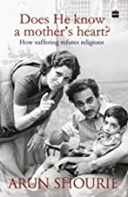 Does He know a mother's heart? How suffering refutes religion