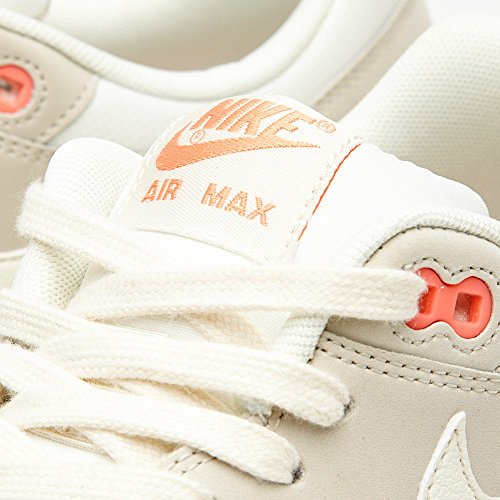 clearance outlet Nike WMNS Air Max 1 Essential 'Pigeon' - Sail/Sail-Mortar-Silver Trainer White eastbay cheap online sale outlet FbQ3RaSuhr