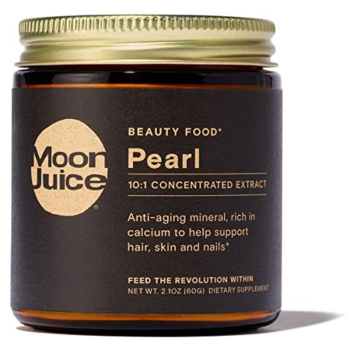 Moon Juice – Pearl Extract (For Healthy Hair, Skin, Nails – 2.1 oz/60g) For Sale