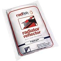 Radflek - Reflectores para radiadores (5 hojas, 4