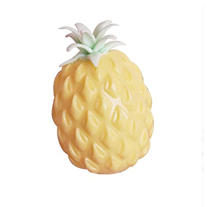 Amazoncom Dreamj Pineapple Squishies Toys Slow Rising Soft