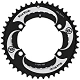 WickWerks 44/34t 110 BCD Cyclocross Chainrings for Shimano 4 Bolt Road/CX Cranks