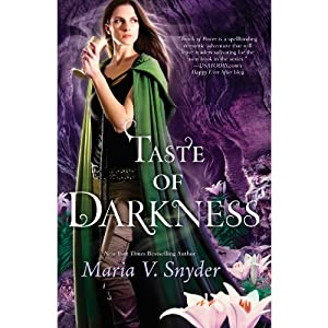 Taste of Darkness Audiobook