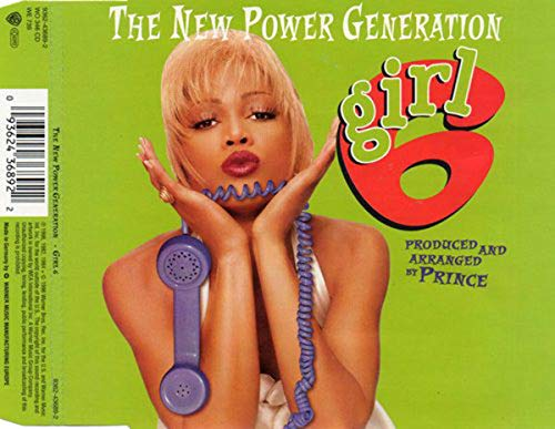 Girl 6 (1996, by Prince) (Prince And The New Power Generation Videos)