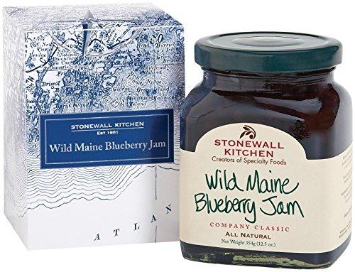 Stonewall Kitchen Wild Maine Blueberry Jam Gift Set