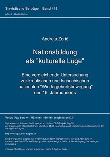 Nationsbildung als