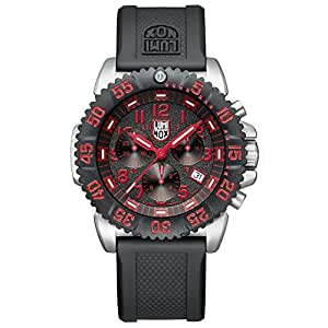 Luminox Men's 3195 Swiss Quartz Movement Chronograph Watch