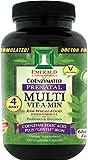 Emerald Laboratories - Women's 45+ Multi Vit-A-Min (1-Daily) - with CoQ10, Vitamin K2 (MK-7) & Extra Calcium - 60 Vegetable Capsules