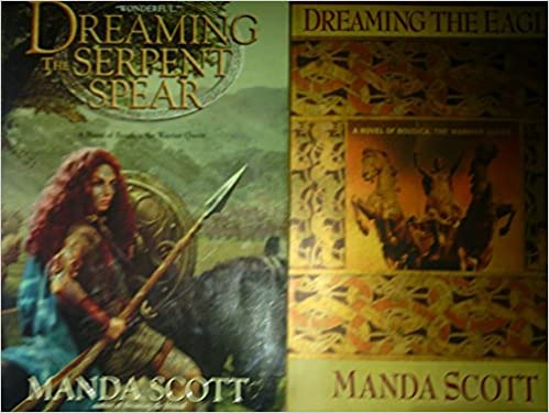 dreaming the serpent spear scott m anda