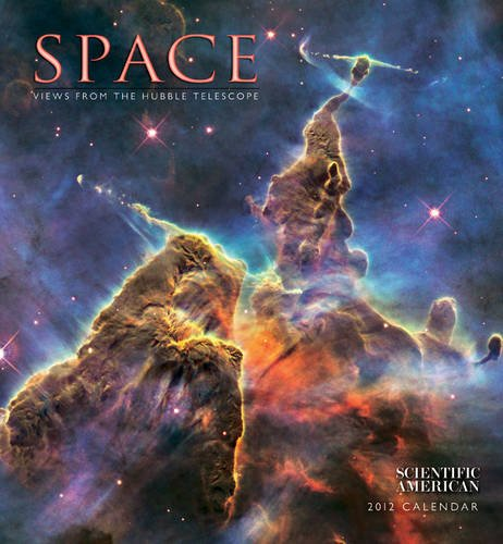 View 2012 Wall Calendar - Space: Views from the Hubble Telescope 2012 Calendar (Wall Calendar)