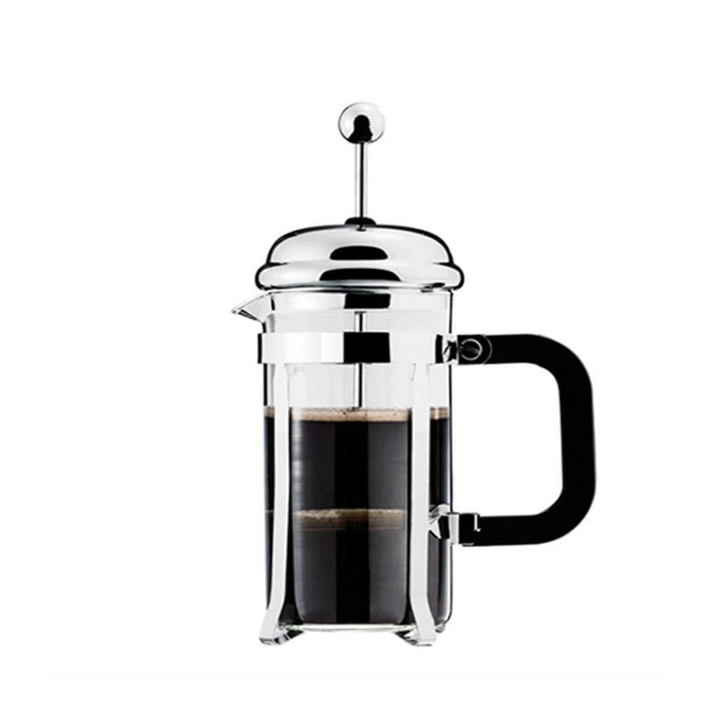 Declare ポータブル ステンレススチール コーヒープレスフィルターメーカー ボトル 旅行 アウトドア コーヒーフィルター   B07PWFR1NG