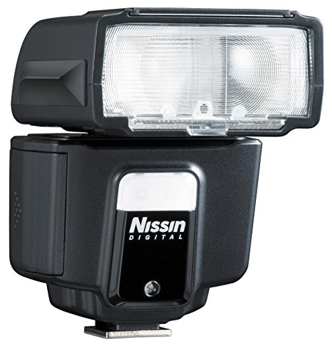 Nissin i40FT Compact Flash for Micro Four Thirds Cameras (Olympus, Panasonic)