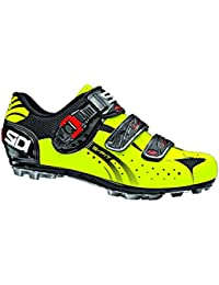 Dominator Fit Shoes - Mens Black/Yellow Fluo, 46.5/Reg
