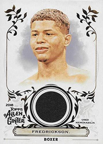 2018 Allen and Ginter Relics #FSRA-SF Sonny Fredrickson NM-MT MEM Boxer Official MLB Baseball Trading Card from Topps