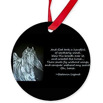 Spurs Ornament by Sullivans