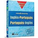 Dicionário Inglês Inglês-Português/Português-Inglês-Silveira Bueno x 1 Unidade, F.T.D. 15500115, Multicor, Pacote de 1