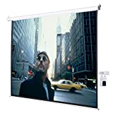 120'' 4:3 Electric Auto Projector Projection Screen 96''x72'' Remote Control